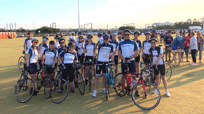 Knightcorp embarks on MACA Cancer 200 Ride for Research for fifth consecutive year